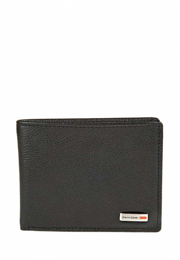 Кошелек Gianni Conti Gianni Conti MP002XM0YHZ4 stylish solid color leather material visor for men