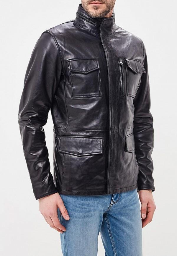 Куртка кожаная Jorg Weber Jorg Weber MP002XM0YI6T рубашка gerry weber gerry weber ge002ewwra96