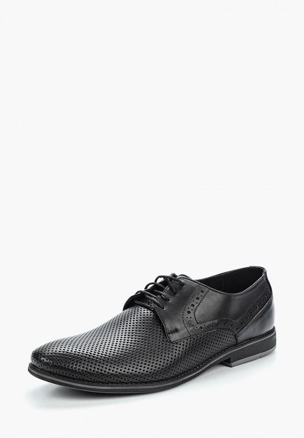 Купить Туфли Alessio Nesca, MP002XM0YIB2, черный, Весна-лето 2018