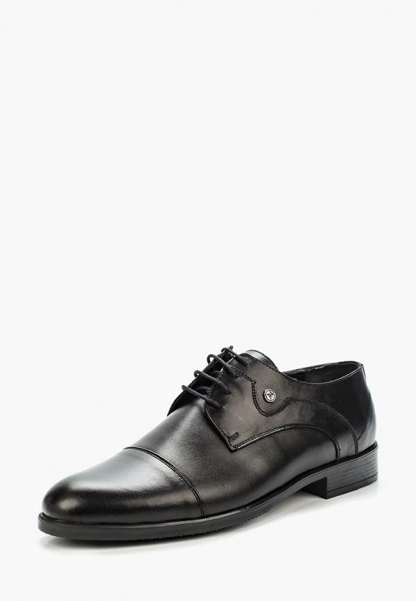 Купить Туфли Alessio Nesca, MP002XM0YIC8, черный, Весна-лето 2018