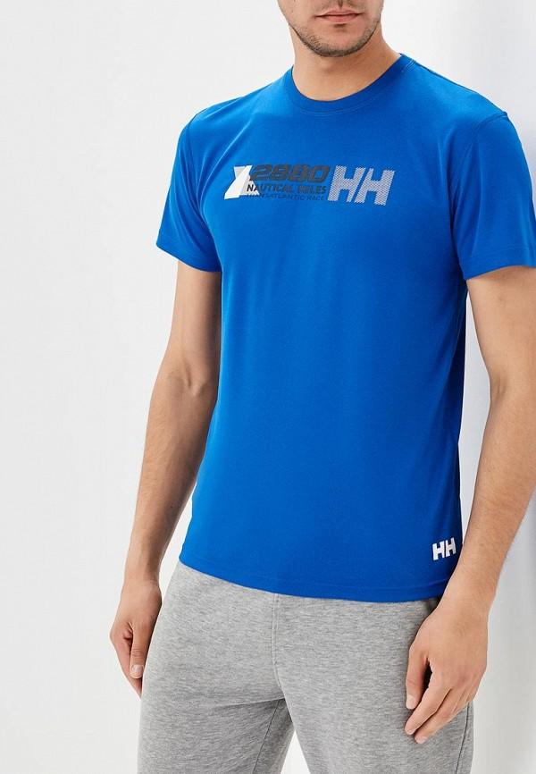 Футболка спортивная Helly Hansen Helly Hansen MP002XM0YIKI пуховик helly hansen helly hansen he012emwof29