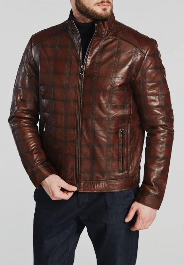 Купить Куртка кожаная Mondial, MP002XM0YJCS, коричневый, Весна-лето 2018