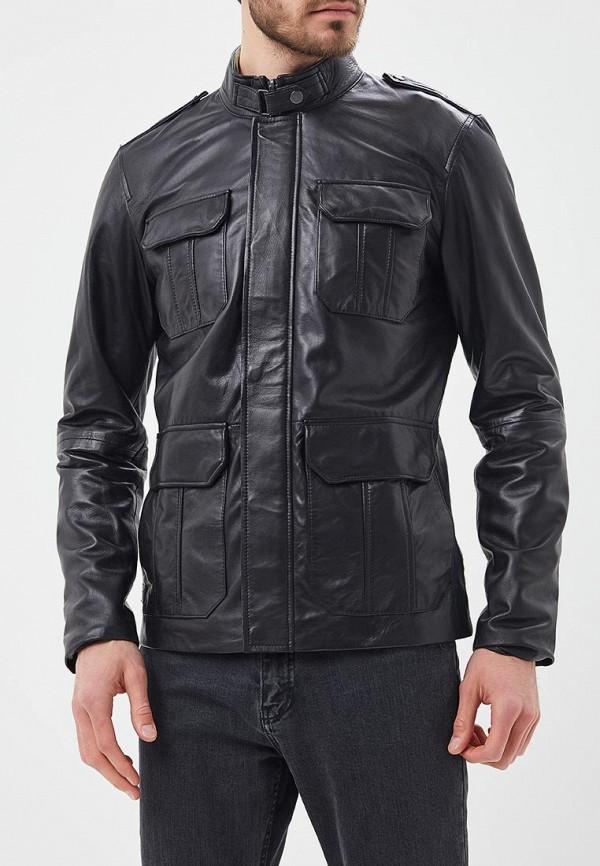 Фото Куртка кожаная Urban Fashion for Men. Купить с доставкой