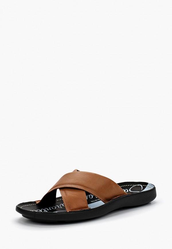 Сандалии Dino Ricci Trend, MP002XM12HO0, коричневый, Весна-лето 2018  - купить со скидкой