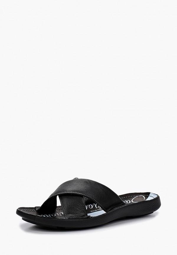 Купить Сандалии Dino Ricci Trend, MP002XM14XLG, черный, Весна-лето 2018