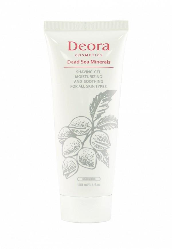 Фото Гель для бритья Deora Cosmetics. Купить с доставкой
