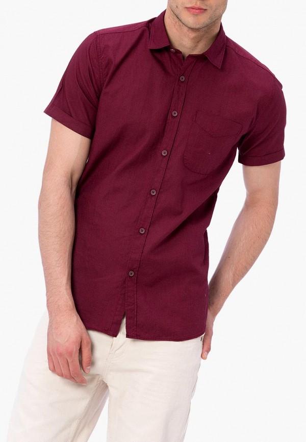 Рубашка LC Waikiki, MP002XM23P94, бордовый, Весна-лето 2018  - купить со скидкой
