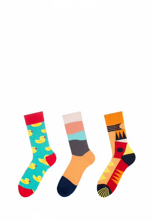 Фото Комплект носков 3 пары Sammy Icon. Купить с доставкой