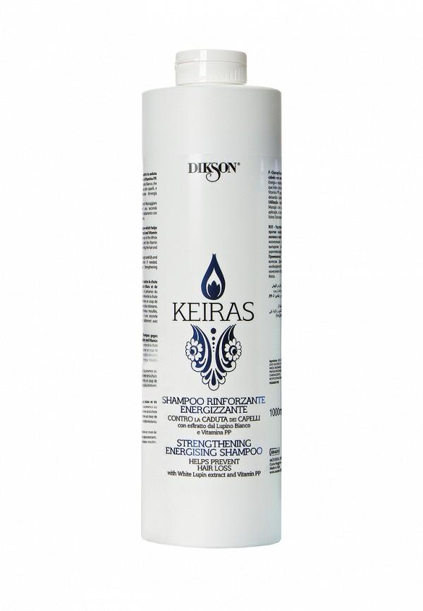 Шампунь против выпадения волос Dikson Keiras Shampoo Rinforzante Energizzante