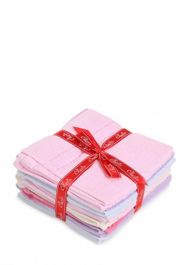 Комплект полотенец 8 шт. La Pastel