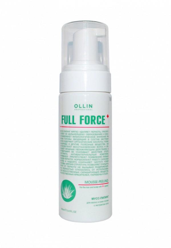 Мусс-пилинг для волос Ollin Ollin MP002XU00C0O веллафлекс мусс для волос отзывы