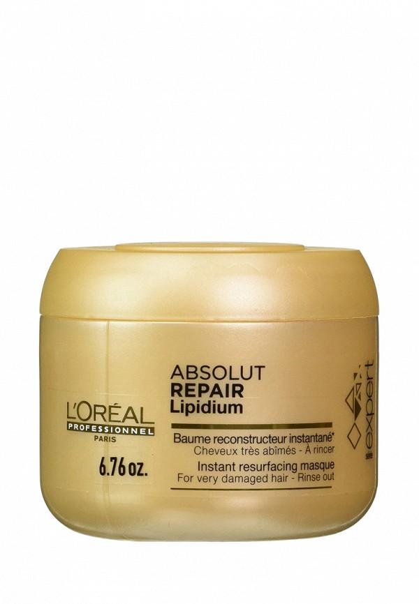 Маска восстанавливающая LOreal Professional Expert Absolut Repair Lipidium - Восстановление очень поврежденных волос