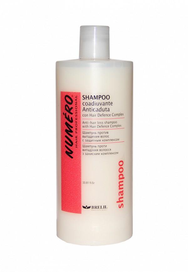 Профилактический шампунь против выпадения волос Brelil Professional Professional Numero Anti-Hair Loss - Профилактика выпадения волос
