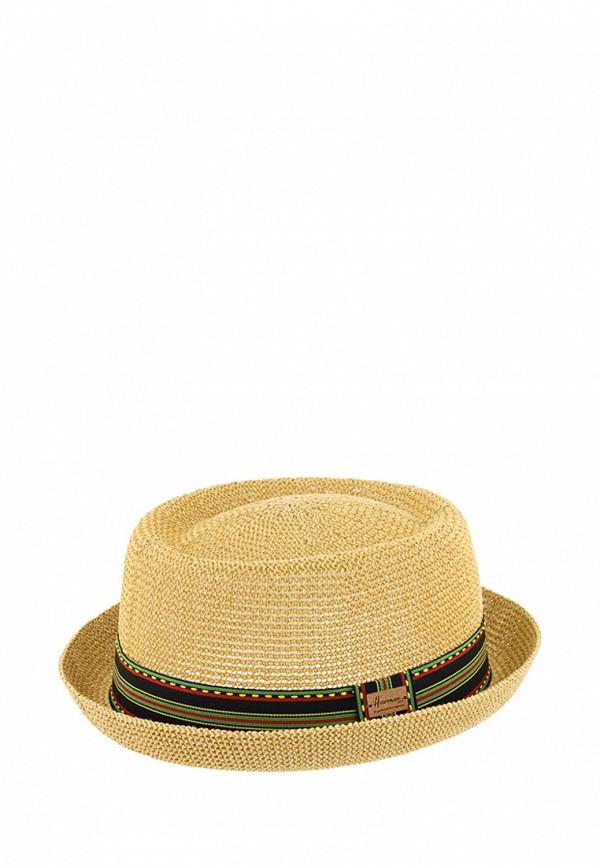 Шляпа Herman Herman MP002XU00V2U шляпа herman herman mp002xu00yju