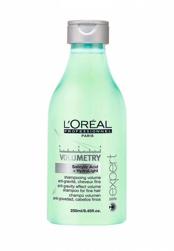 Шампунь для придания объёма LOreal Professional Expert Volumetry - Суперобъем для тонких волос
