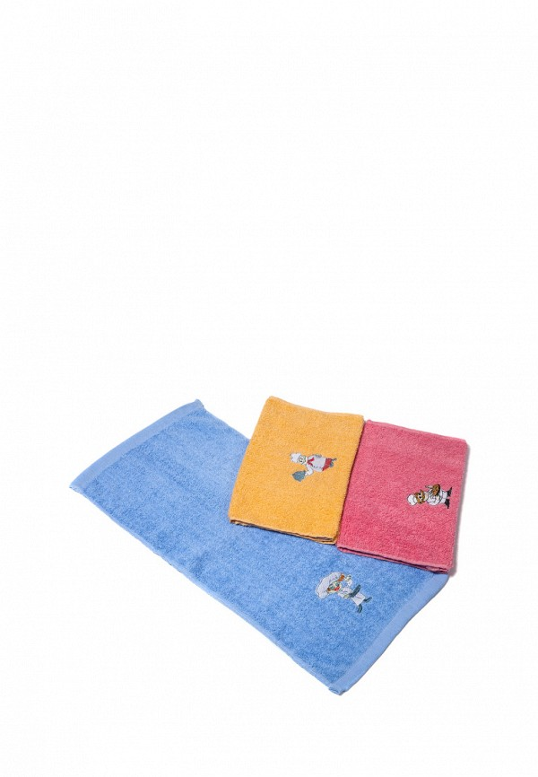Комплект полотенец 3 шт. La Pastel