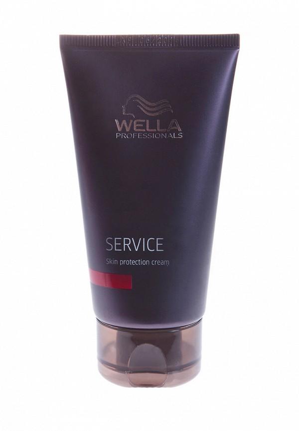 Крем для защиты кожи головы Wella Care Service - Уход за волосами 75 мл я самая подарочный набор салонный уход крем маникюр 75 мл крем педикюр 75 мл