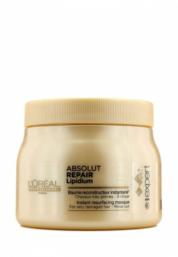 Маска восстанавливающая L'Oreal Professional Expert Absolut Repair Lipidium - Восстановление очень поврежденных волос 500 мл electroporation mesotherapy led photon rf radio frequency ems skin rejuvenation face lifting tighten massage beauty machine