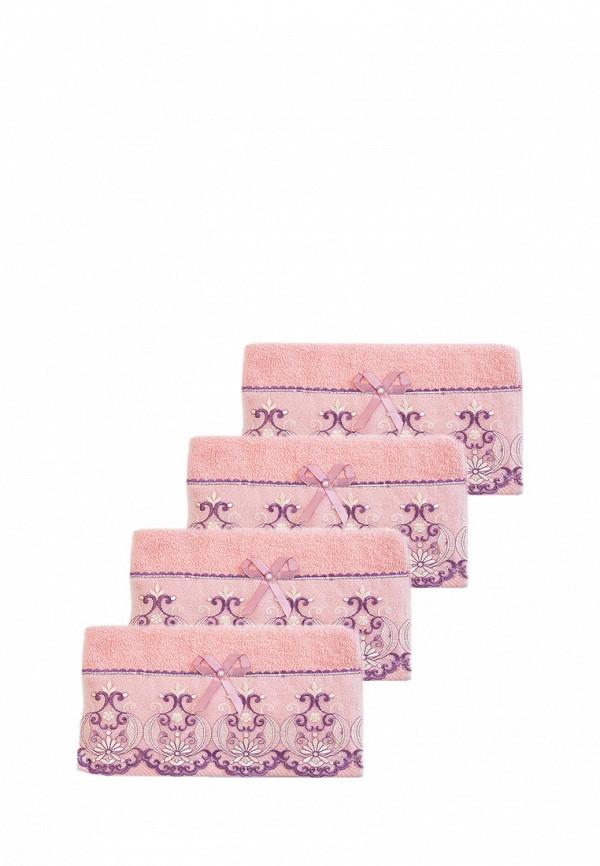 Комплект полотенец 4 шт. La Pastel La Pastel MP002XU00Y0F комплект полотенец 4 шт la pastel la pastel mp002xu00bu9