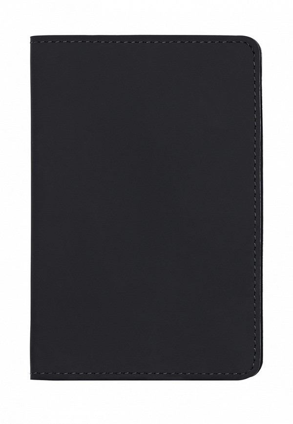 Обложка для документов  - черный цвет
