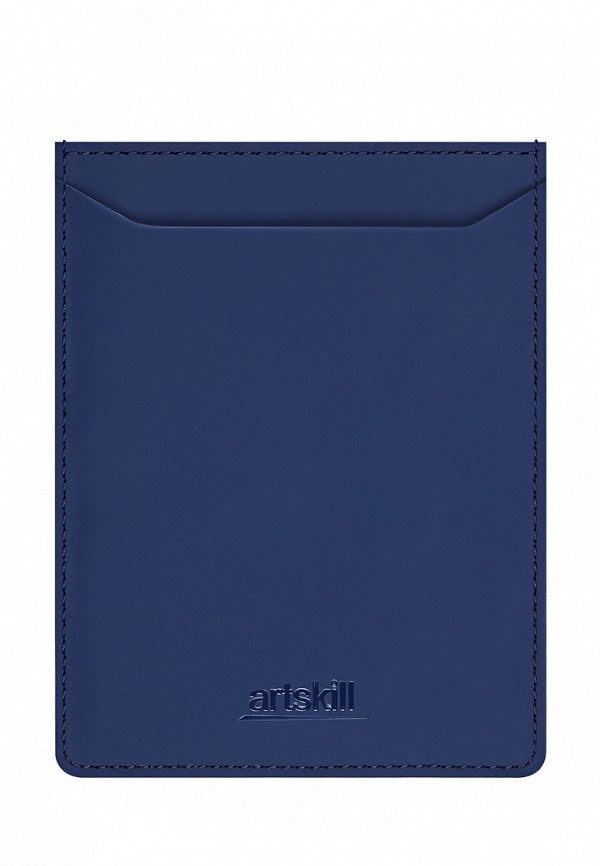 Обложка для документов  - синий цвет