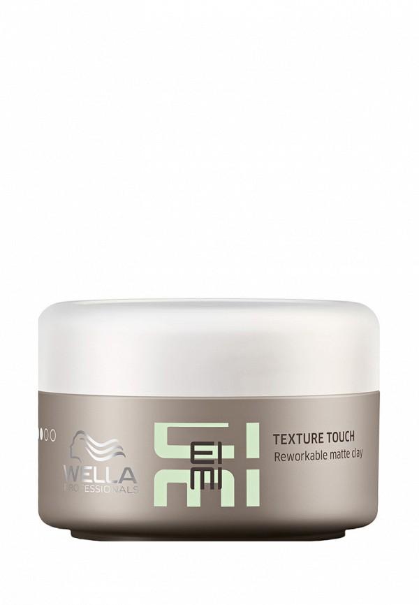 Матовая глина-трансформер Wella Styling - Стиль и защита волос