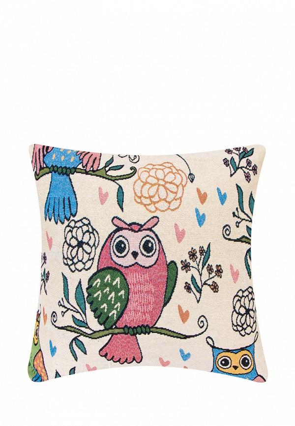 Подушка декоративная El Casa El Casa MP002XU0DURO el casa косметичка сумочка розовая с узором