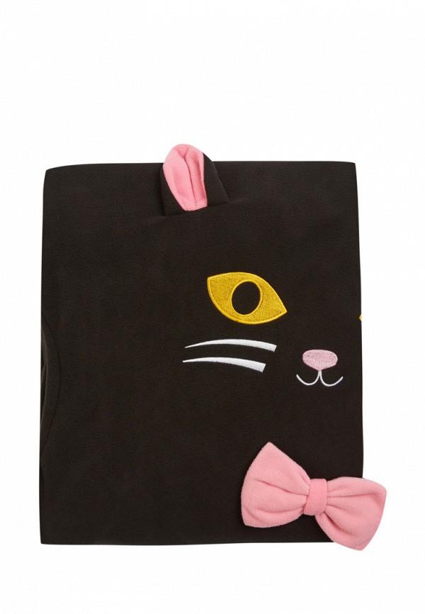 Купить Плед HandyWear, Кошка Тифани 170х135, MP002XU0DW31, черный, Весна-лето 2018