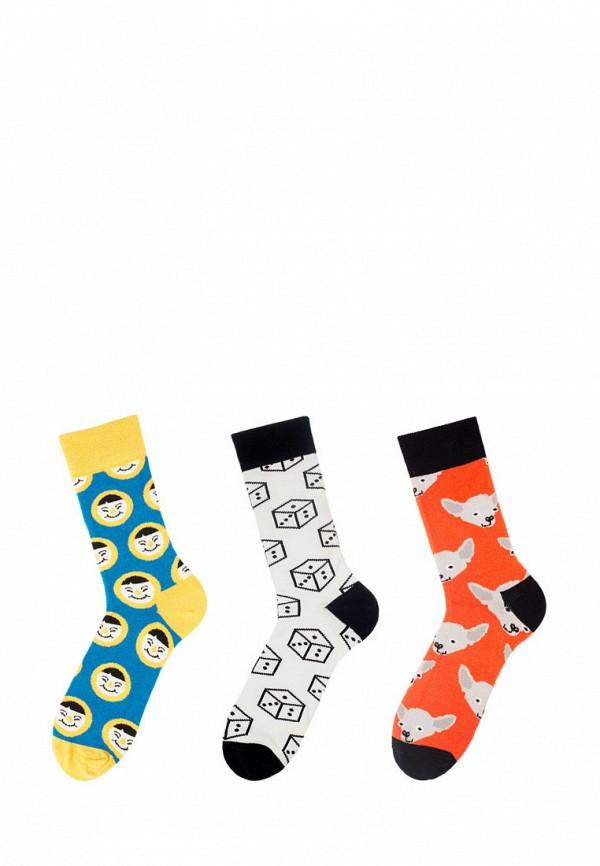 цены на Комплект носков 3 пары Sammy Icon Sammy Icon MP002XU0DXIA в интернет-магазинах