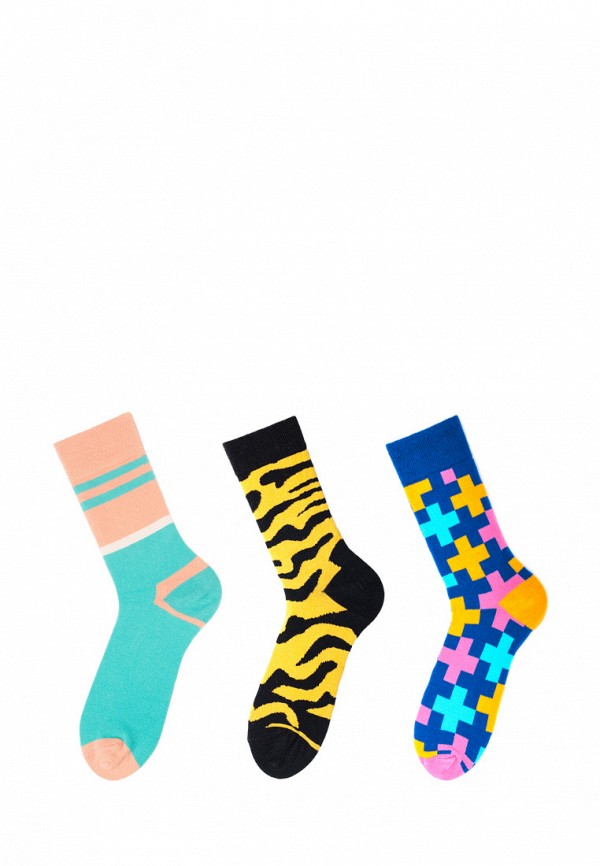 цены на Комплект носков 3 пары Sammy Icon Sammy Icon MP002XU0DXID в интернет-магазинах