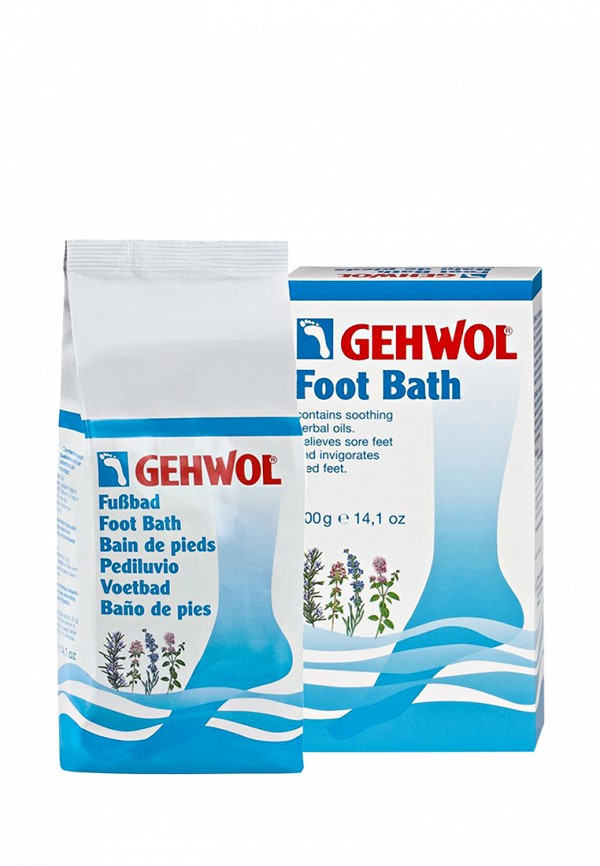 Ванночка для ног Gehwol Gehwol MP002XU0DXZI пенка для умывания gehwol gehwol mp002xu0dxz9