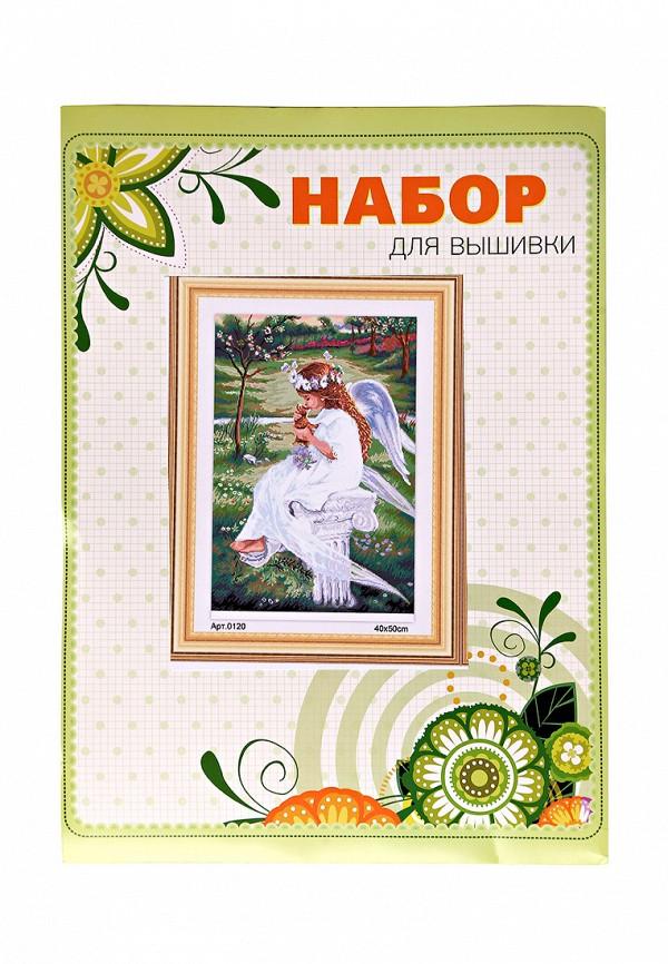 Набор для вышивания Живой Шелк Живой Шелк MP002XU0DZUC набор для вышивания крестом русский колорит 37 49 см матренин посад