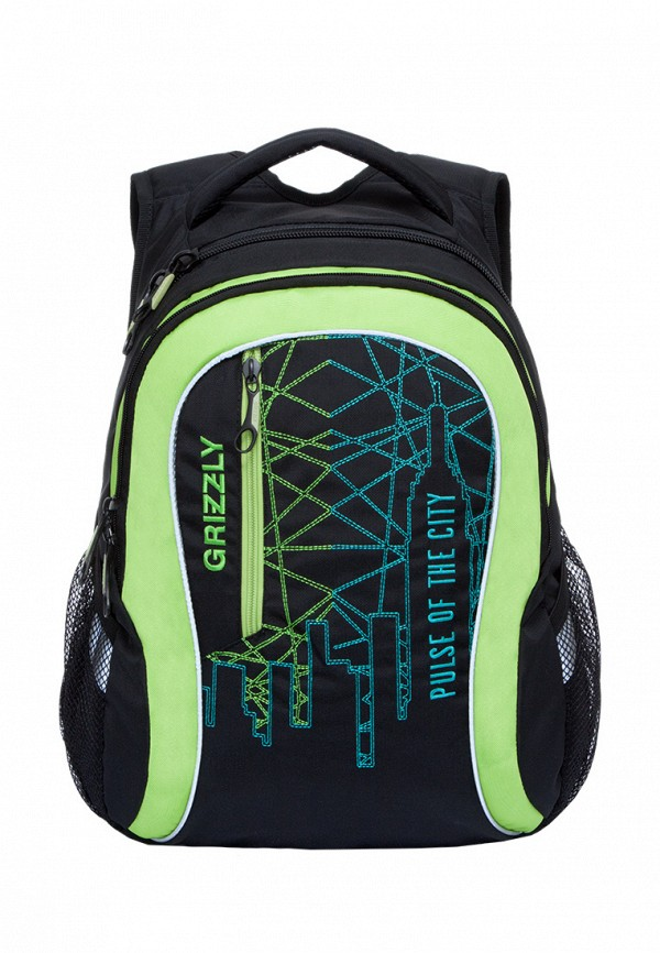 Рюкзак Grizzly Grizzly MP002XU0DZXU рюкзаки grizzly рюкзак
