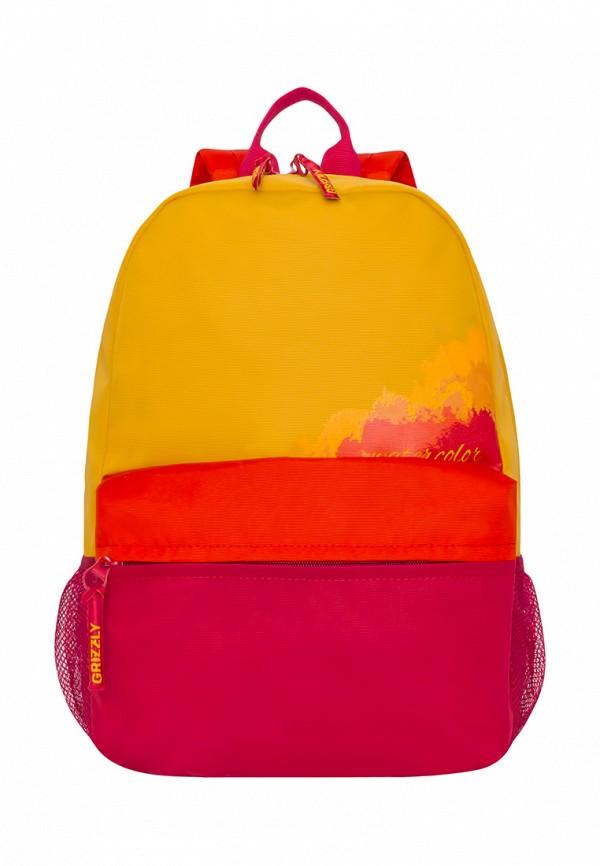 Рюкзак Grizzly Grizzly MP002XU0DZY7 рюкзаки grizzly рюкзак
