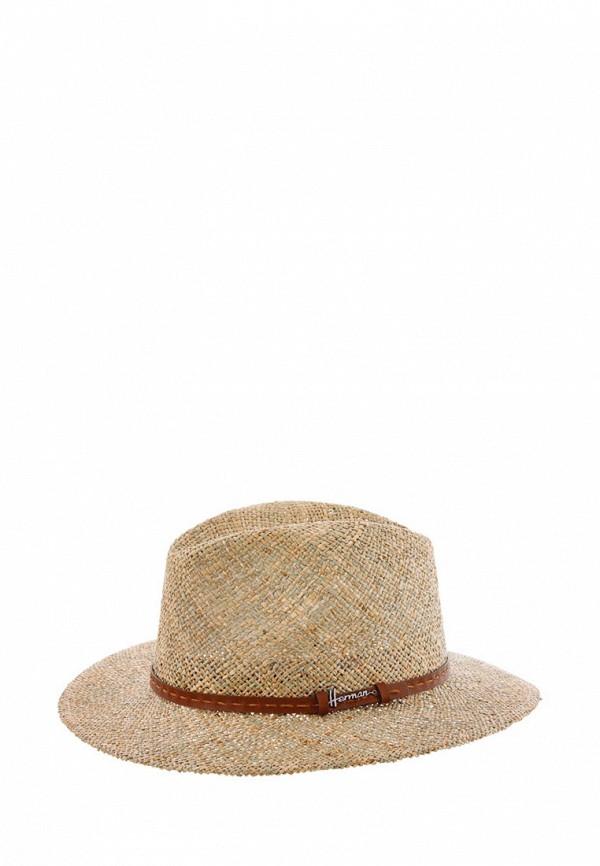 Шляпа Herman Herman MP002XU0E1WK herman don gio