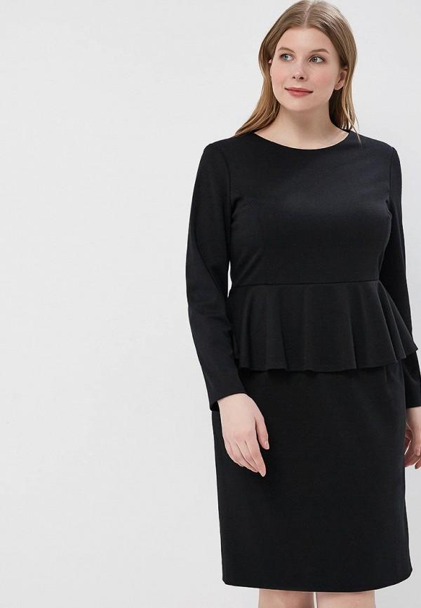 Купить Платье Galina Vasilyeva, MP002XW025MD, черный, Весна-лето 2018