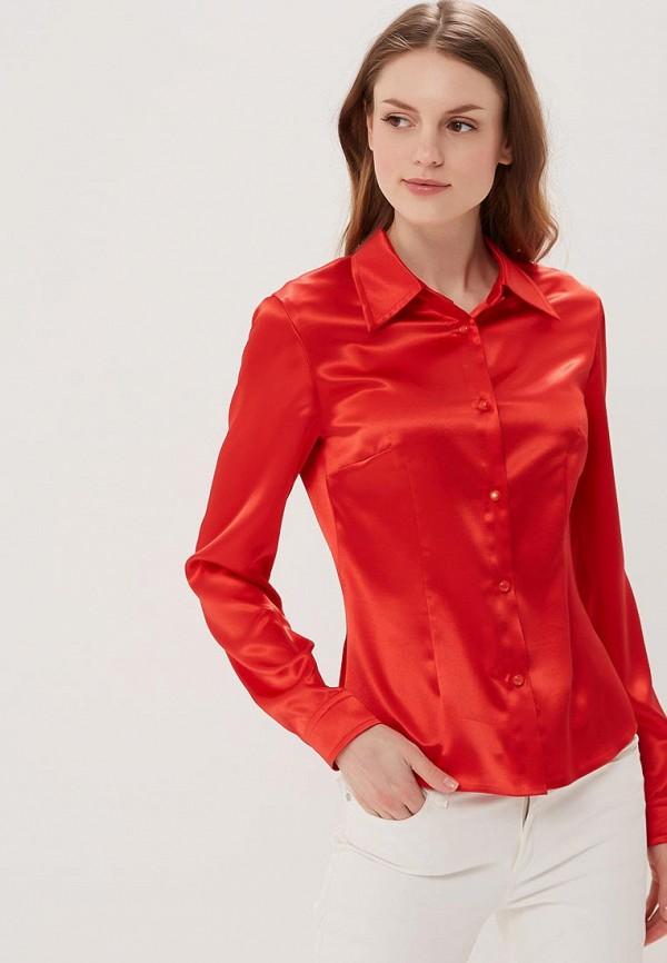 Купить Блуза Galina Vasilyeva, MP002XW025QL, красный, Весна-лето 2018
