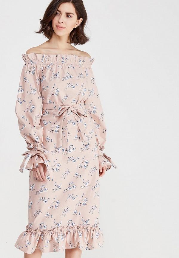 Купить Платье Èssmy, MP002XW0DJ61, розовый, Осень-зима 2017/2018
