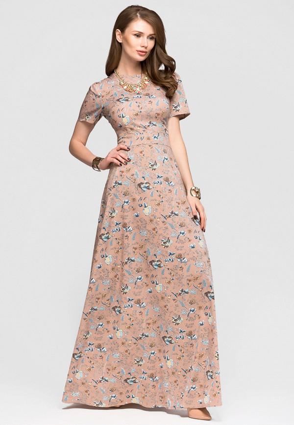 Платье 1001dress 1001dress MP002XW0DJNO платье 1001 dress цвет бежевый