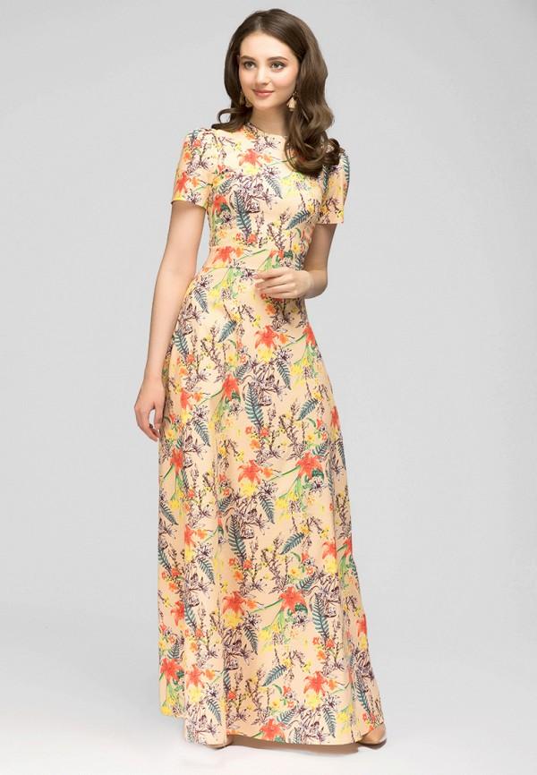 Платье 1001dress 1001dress MP002XW0DJNQ платье 1001 dress цвет бежевый