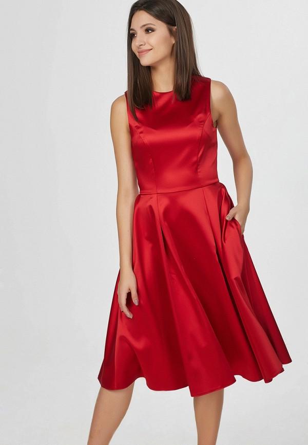 Купить Платье Fly, MP002XW0DLDO, красный, Осень-зима 2017/2018