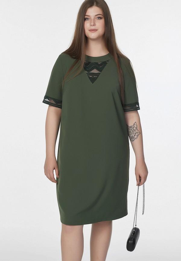 Купить Платье Fly, MP002XW0DLEC, хаки, Осень-зима 2017/2018