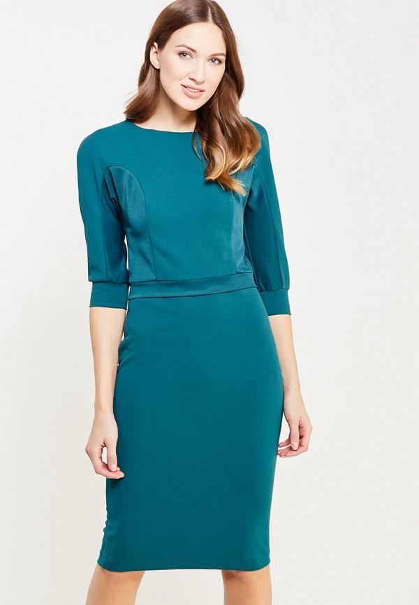 Купить Платье Key, MP002XW0DLFB, бирюзовый, Осень-зима 2017/2018