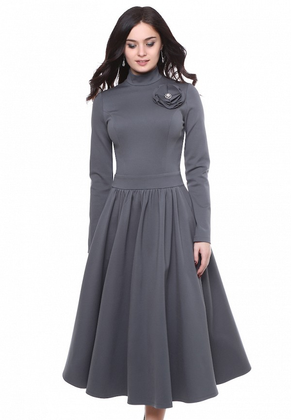 Платье Grey Cat Grey Cat MP002XW0DLJZ платье grey cat grey cat mp002xw1atqy