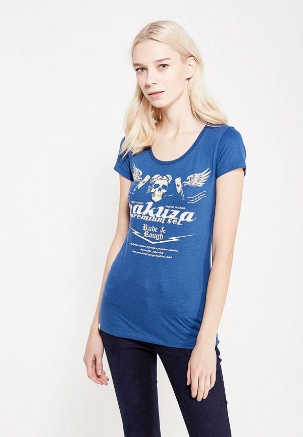 Футболка Yakuza Premium Yakuza Premium MP002XW0DMXF футболка wearcraft premium slim fit printio avengers