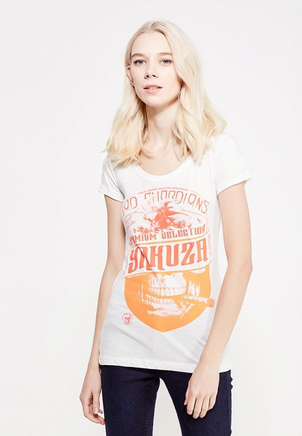 Футболка Yakuza Premium Yakuza Premium MP002XW0DMXJ футболка wearcraft premium slim fit printio шварц