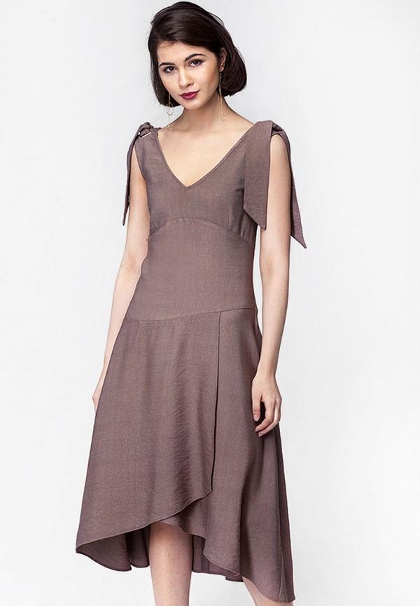 Платье Vilatte Vilatte MP002XW0DN3L vilatte vilatte d22 249