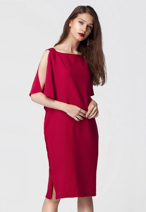 цена Платье Vilatte Vilatte MP002XW0DN3Q онлайн в 2017 году