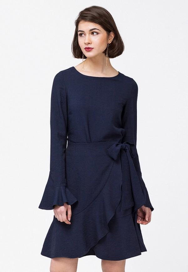 цена Платье Vilatte Vilatte MP002XW0DN3S онлайн в 2017 году