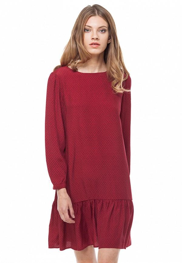 цена Платье Vilatte Vilatte MP002XW0DN4A онлайн в 2017 году
